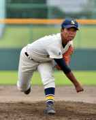 盛岡商 28年ぶり4強 秋季高校野球県大会