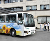 医大中心に交通網充実 矢巾町が循環バス試験運行、増便も