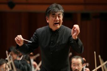 指揮者・佐渡裕(c)Takashi Iijima