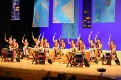 新時代へ高まる鼓動 県高校総合文化祭、一関で総合開会式