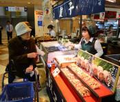 盛岡で「九州・沖縄 味めぐり」 ご当地グルメ12社出店