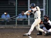 一関学院 集中打8強 秋季東北高校野球