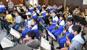 初の東日本大会へ意欲 矢巾・煙山小吹奏楽部、きょう開幕
