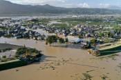 台風死者44人、救助や捜索続く