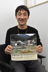 「これから被災地になる可能性のある地域の方にも読んでもらいたい」と話す饗庭伸教授