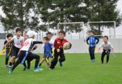 「トライ」体験、笑顔 盛岡で子ども教室