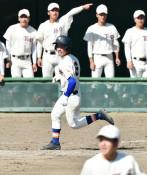盛岡大付、決勝へ大一番 秋季東北高校野球、きょう仙台育英戦
