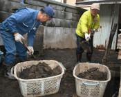 ボランティア 受け入れ開始 台風19号、県内最多総雨量の普代