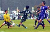 県高校サッカー4強決定 専大北上-不来方、遠野-盛岡商