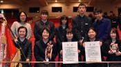 最優秀賞に千厩 県高総文祭演劇部門