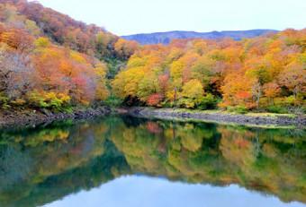 焼石岳(奥州市)=10月21日
