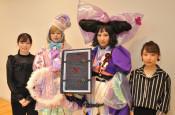 カワイイ表現、全国入賞 盛岡・北日本ヘアカレッジの2人
