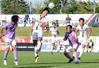 サッカーJ3のいわてグルージャ盛岡