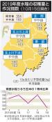 県産米1等率 全国3位 19年産検査結果 91%、前年下回る