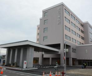 17日に市民や市内在勤者向けの内覧会を開く新しい総合花巻病院