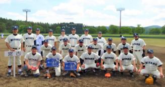 高校球児の聖地、甲子園球場での全力プレーを誓う宮古高野球部OB