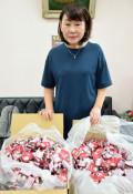 美容業界一丸でリサイクル 県内、ヘアカラーチューブを回収