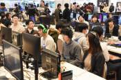 ゲーム愛好者集い対戦や交流 八幡平市でG019サミット