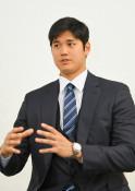 大谷翔平・岩手日報社単独インタビュー