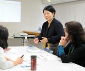 避難所に女性の視点 盛岡で防災講座、トイレや入浴課題