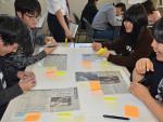 新聞講座と授業連動 情報活用力を鍛える