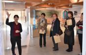 復興へ女性の視点 県震災専門委・釜石と宮古で調査