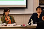 柚月裕子さん執筆指南 盛岡で高校生向けワークショップ