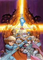 「風の谷のナウシカ」(C)1984 Studio Ghibli・H