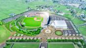 新球場は「ボールパーク」 盛岡に整備、災害時は避難所に