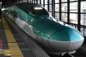 新幹線「はやぶさ」上下7本増発 JR来春ダイヤ改正