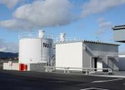 花巻空港、路線拡大へ対応 航空機の給油施設が完成