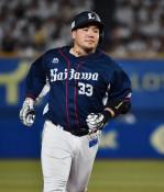2019年プロ野球・本県関係選手回顧① 山川2年連続の本塁打王