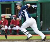プロ野球・本県関係選手回顧③ 外崎、日本代表メンバーに