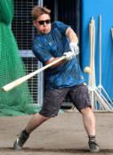 西武の山川、3年連続本塁打王へ意欲