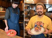 リンゴや江刺牛 25店の味自慢 奥州でグルメラリー