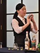 ノンアルコールでも酔える味 専門学校生、カクテル作り競う