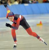 吉田(盛岡工)1000は7位 スケートインターハイ女子