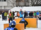 雪溶かす熱き合戦 西和賀、北日本大会に750人