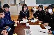 震災伝承、スクラム継続 釜石高の生徒有志が新団体結成