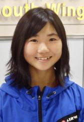 岩渕麗楽選手