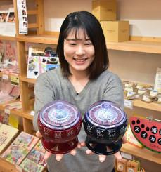 滝沢市のふるさと納税の返礼品「ルーレット式おみくじ器」。SNSで話題になっている