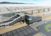 新「飯岡駅」23年開業へ 盛岡市方針、橋上駅舎に自由通路