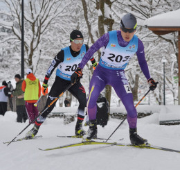 スキー 国体