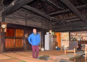 柔らかな光の集う場へ 古民家改修しカフェや個人展会場に