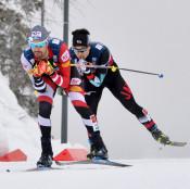W杯永井27位、総合は34位 スキー複合