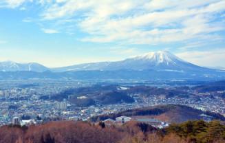 岩手県で1番高い岩手山は「活火山」かな?