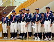 遠野、学童野球も熱く 市選抜結成し急成長