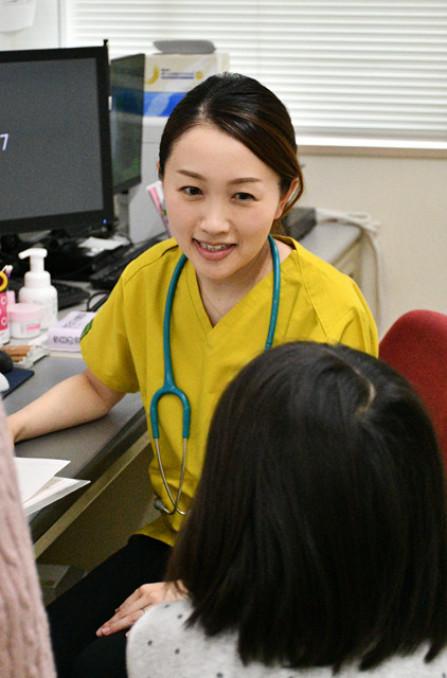 2011年から普代村国保診療所長を務めてきた柾屋美緒医師。退職後も地域医療への貢献を誓う