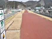 釜石・東部地区の避難路完成 4月1日から通行可能