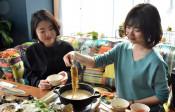 「うにしゃぶ」釜石新名物に 試作品発表会